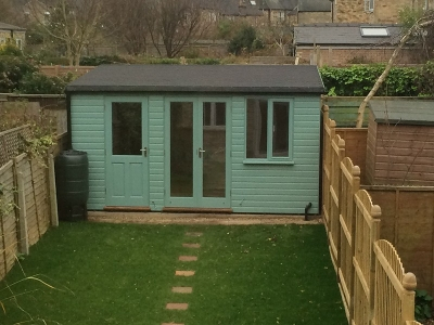 Shed, Garden Rooms and Summerhouses Manufactured in Cambridge