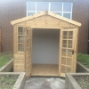 School Safe Shed
